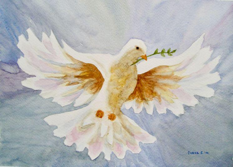 white dove eunice