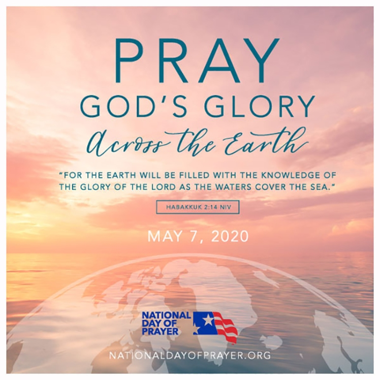 2020 day of prayer poster