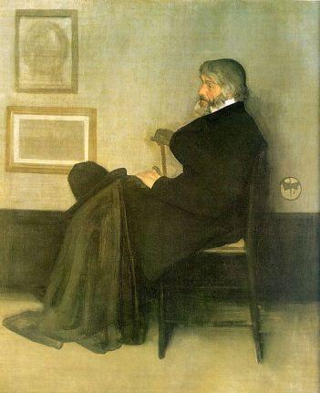 Whistler_James_Arrangement_in_Gray_and_Black_No2_1873